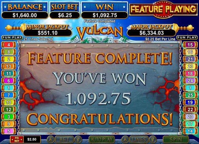 Vulcan by Free Slots 247
