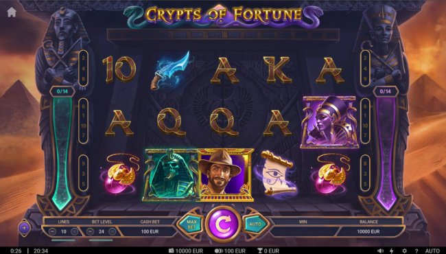 Crypts of Fortune screenshot