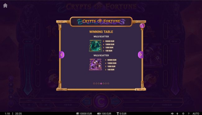 Crypts of Fortune by Free Slots 247