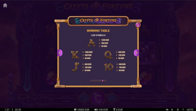 Images of Crypts of Fortune