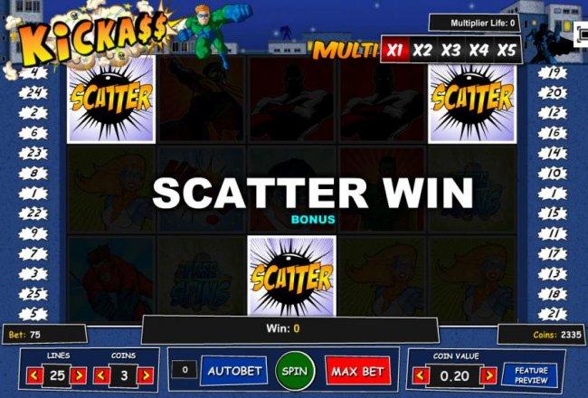 Kick Ass by Free Slots 247