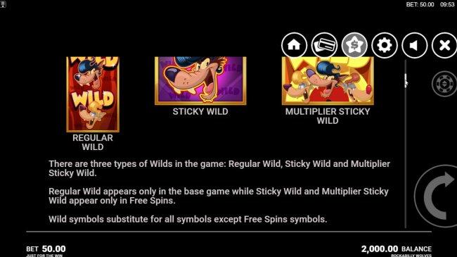 Wild Symbols Rules - Free Slots 247