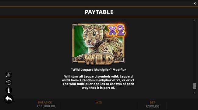 Free Slots 247 image of Savanna Roar