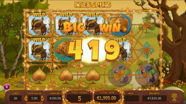 Free Slots 247 image of Seasons