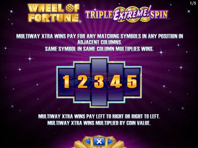 Images of Wheel of Fortune Triple Extreme Spin