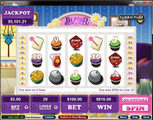 Free Slots 247 image of Bunko Bonanza