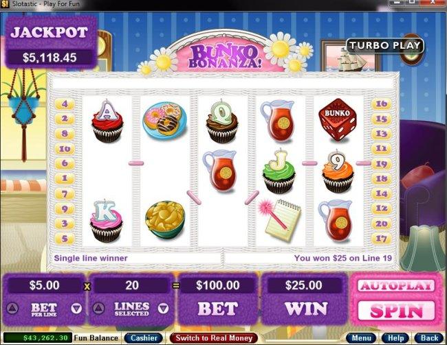 Bunko Bonanza by Free Slots 247