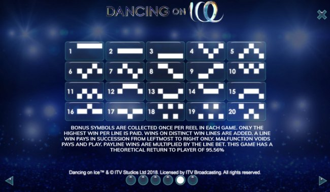 Dancing On Ice by Free Slots 247