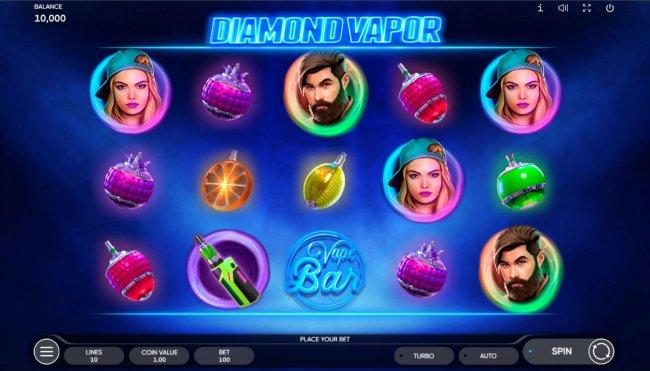 Images of Diamond Vapor
