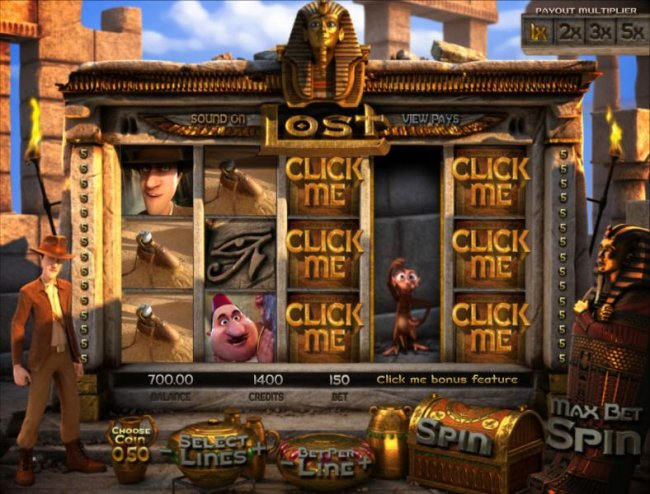 Lost by Free Slots 247