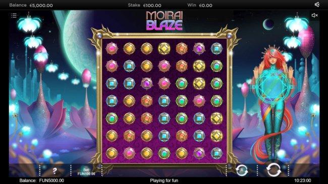 Moirai Blaze by Free Slots 247