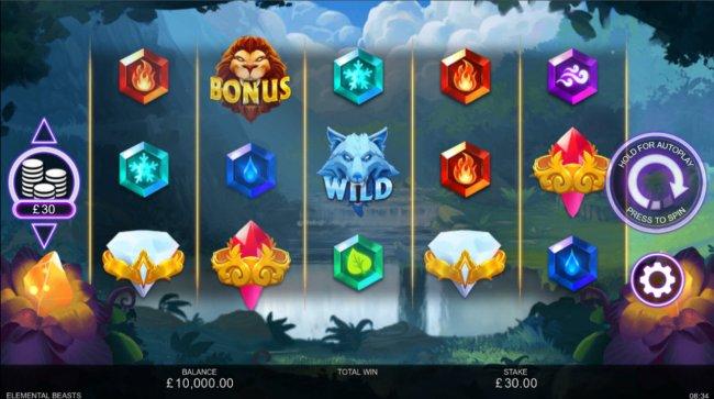 Free Slots 247 image of Elemental Beasts