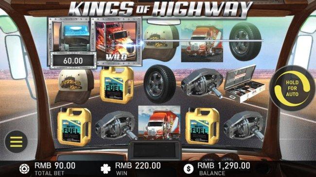 Free Slots 247 image of Kings of Highway