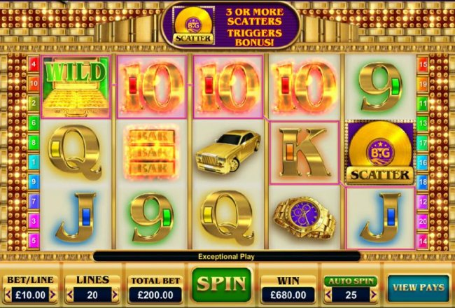 Gold by Free Slots 247