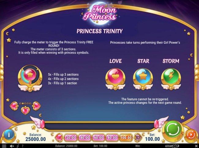 Free Slots 247 image of Moon Princess