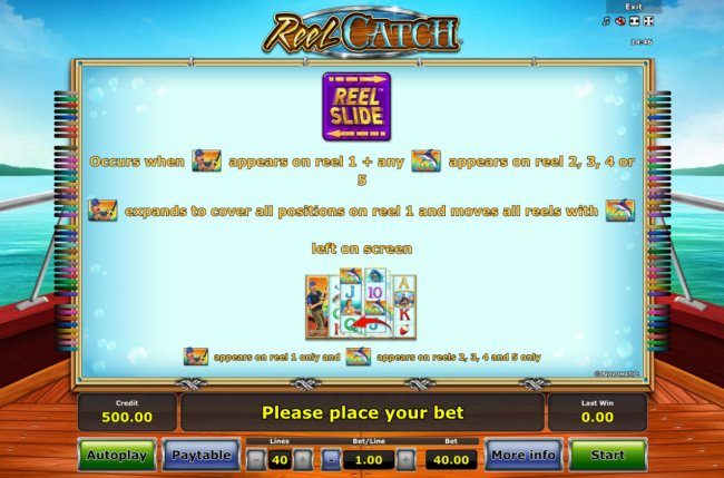 Images of Reel Catch