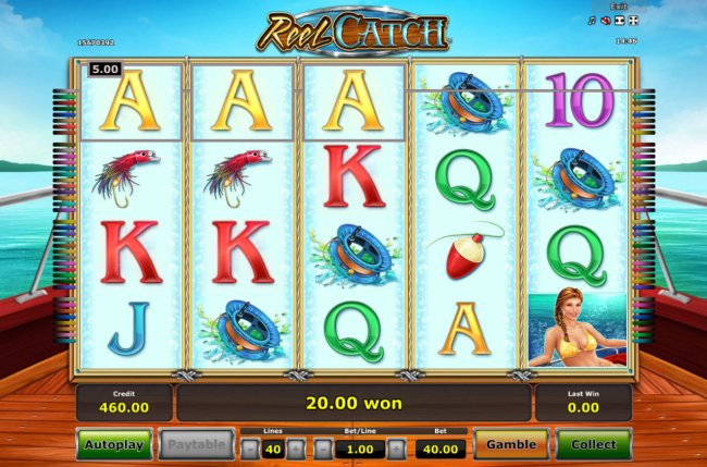 Reel Catch by Free Slots 247