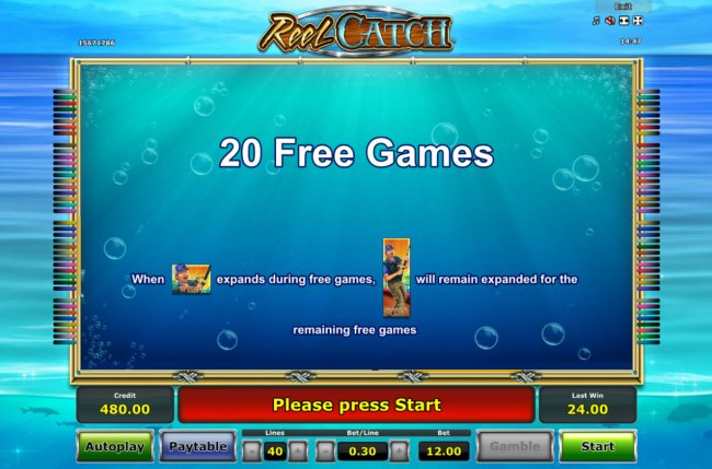 Free Slots 247 image of Reel Catch