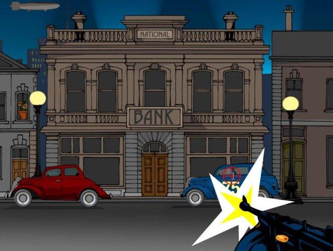 Reel Crime Bank Heist by Free Slots 247