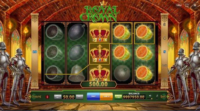 Free Slots 247 image of Royal Crown