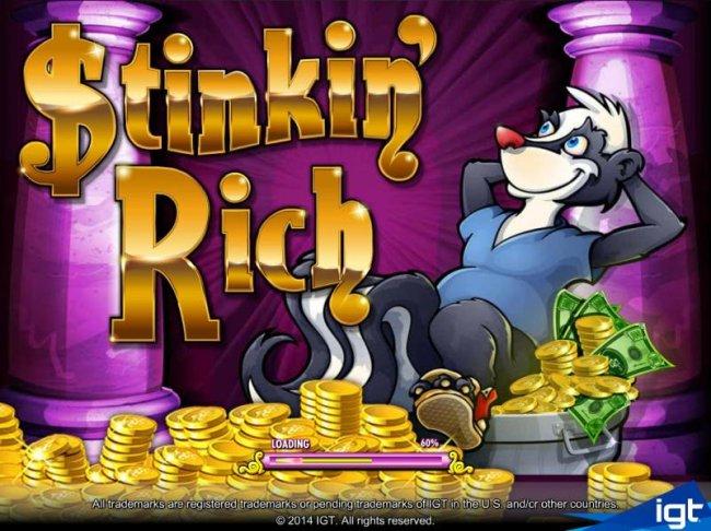 Stinkin' Rich by Free Slots 247