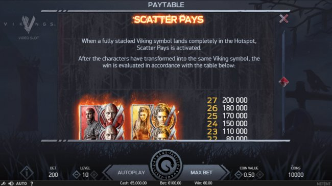 Vikings screenshot