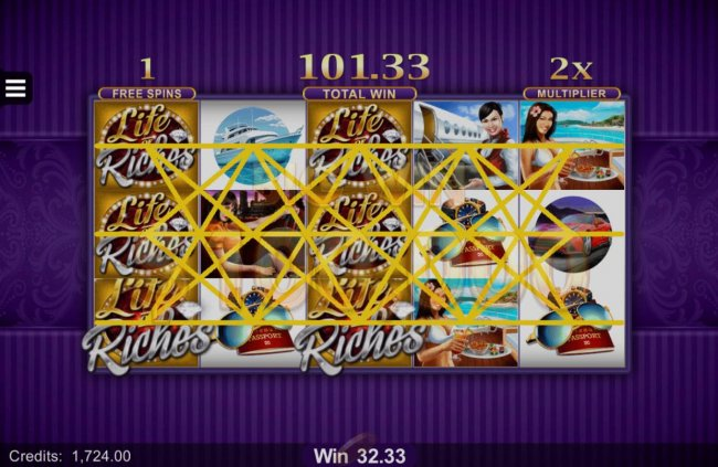 Free Slots 247 image of Life of Riches