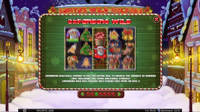 Free Slots 247 - Expanding Wild