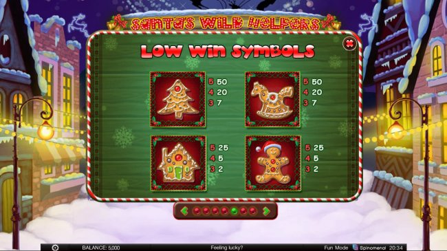 Low Value Symbols - Free Slots 247