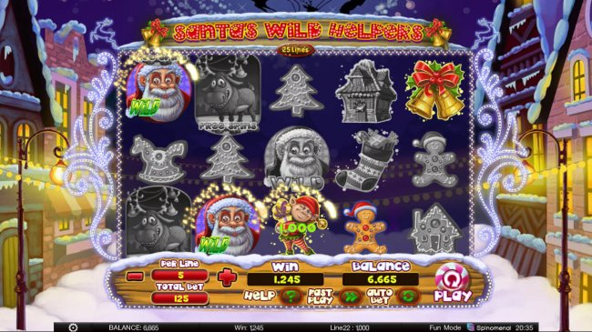 Free Slots 247 - Multiple winning paylines