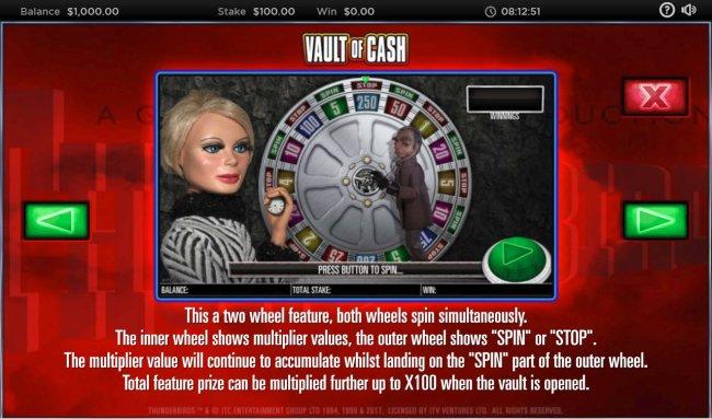 Free Slots 247 - Vault of Cash