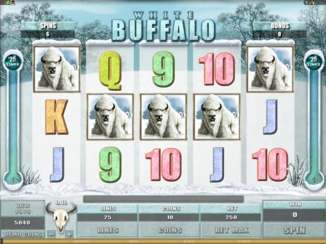 Free Slots 247 image of White Buffalo