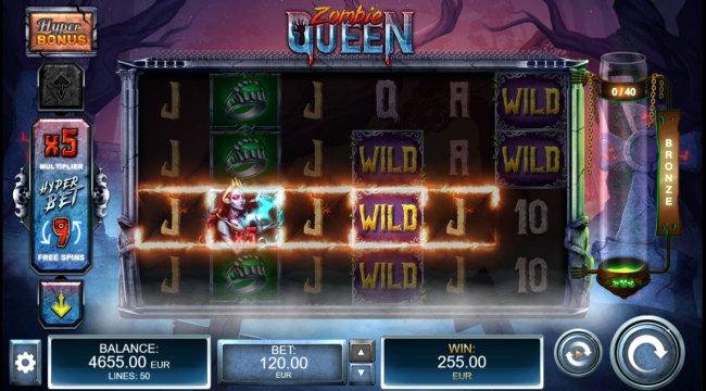 Free Slots 247 image of Zombie Queen