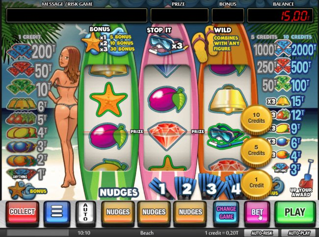 Free Slots 247 image of Beach