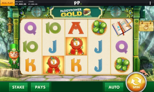 Free Slots 247 image of Golden Leprechaun