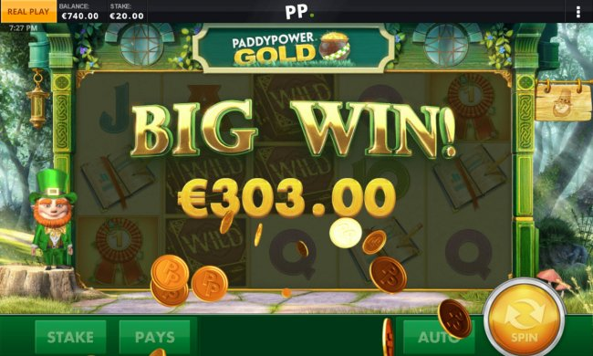 Golden Leprechaun by Free Slots 247