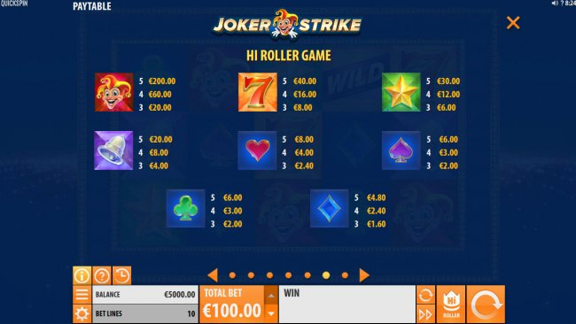 Images of Joker Strike