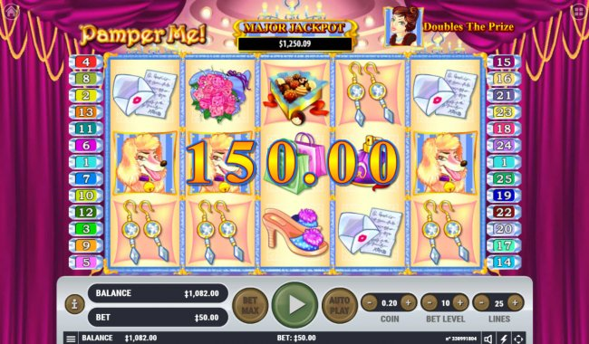 Scatter win triggers the free spins feature - Free Slots 247