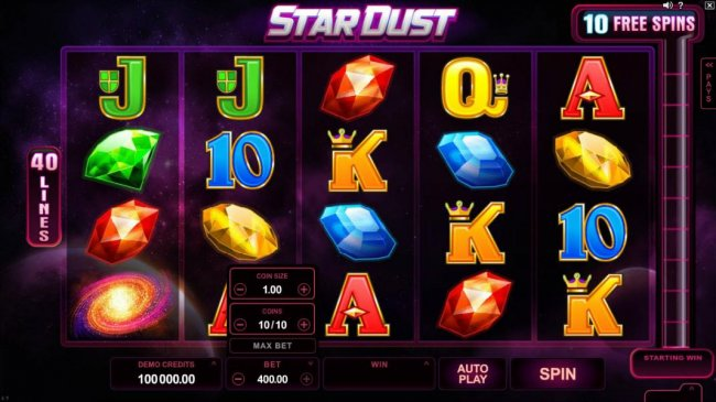 Star Dust by Free Slots 247