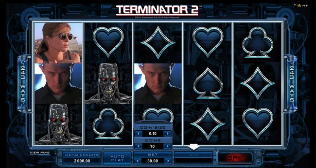 Terminator 2 - Judgement Day screenshot
