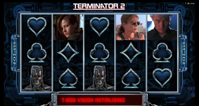 Terminator 2 - Judgement Day by Free Slots 247