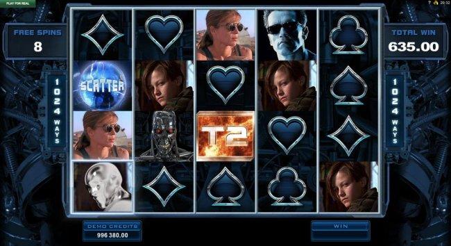 Free Slots 247 image of Terminator 2 - Judgement Day