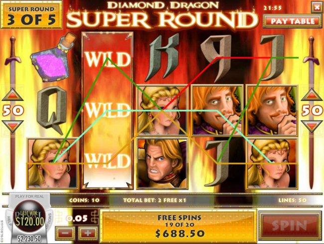Free Slots 247 image of Diamond Dragon