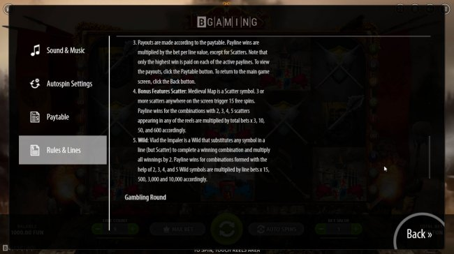 Dominators screenshot