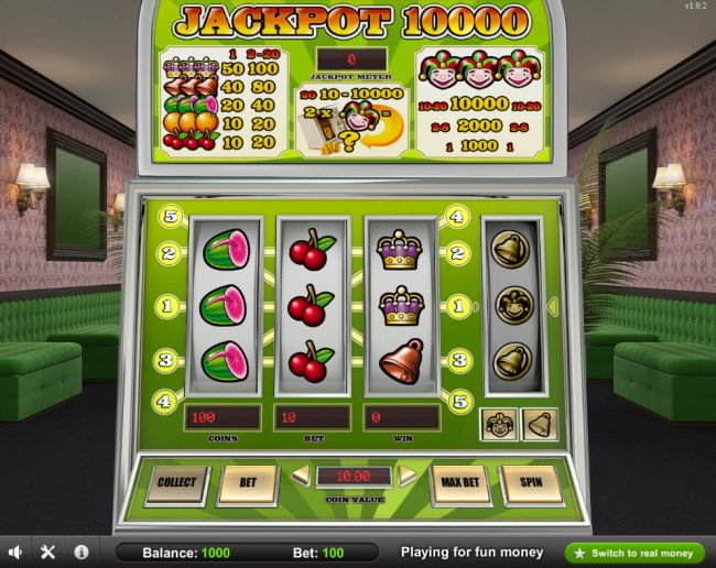 Images of Jackpot 10000