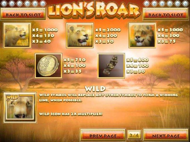 High value slot game symbols paytable - Free Slots 247