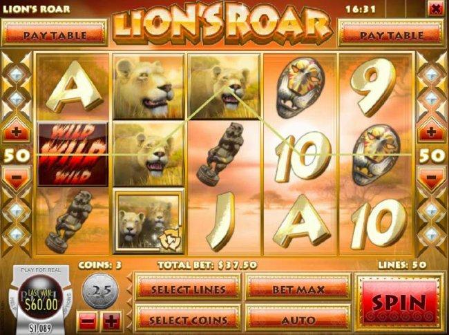 Lion's Roar screenshot