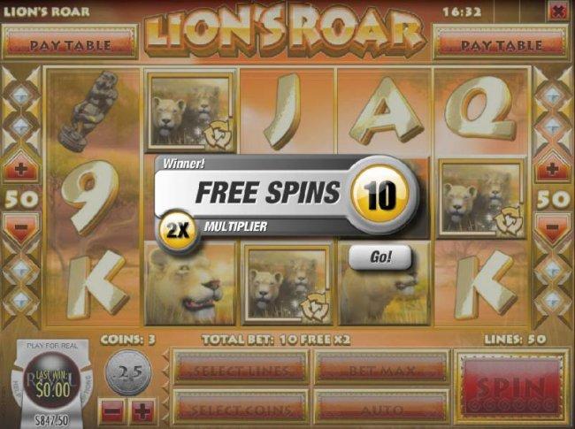 Images of Lion's Roar