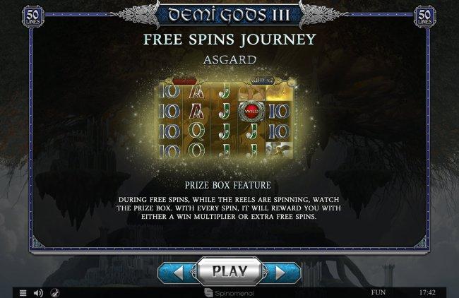 Demi Gods III by Free Slots 247