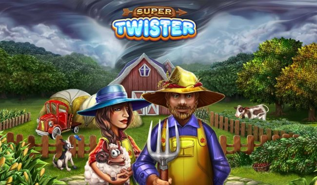 Super Twister by Free Slots 247